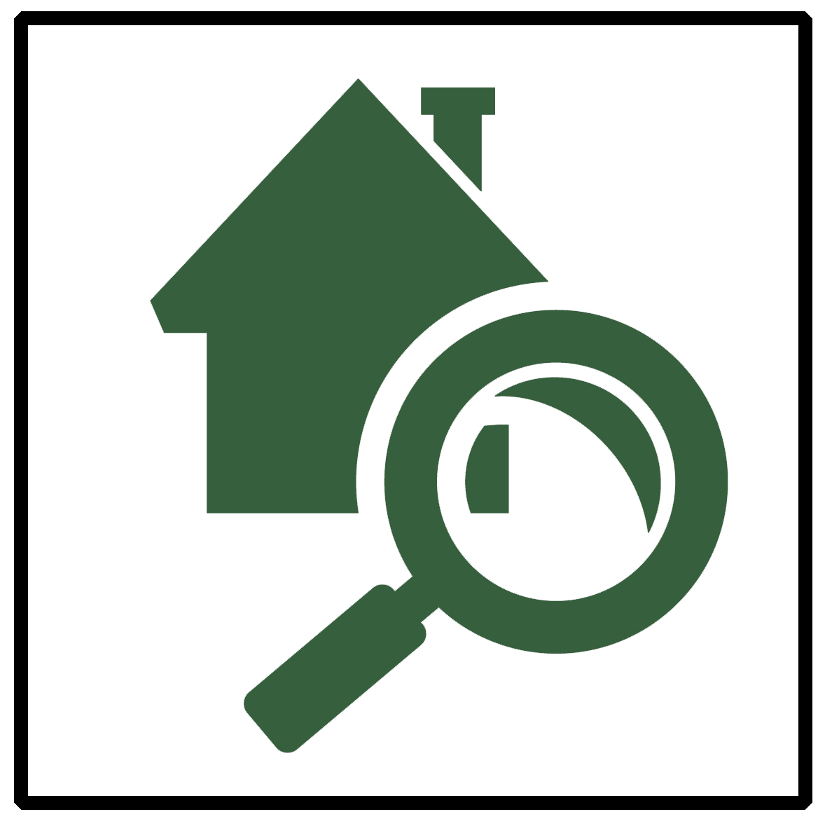 Icon fo new construction home inspection services